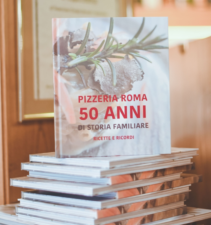 Pizzeria Roma 50 anni di storia familiare